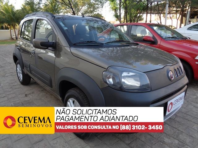 Fiat Uno Way 1.4 Flex - Foto 4