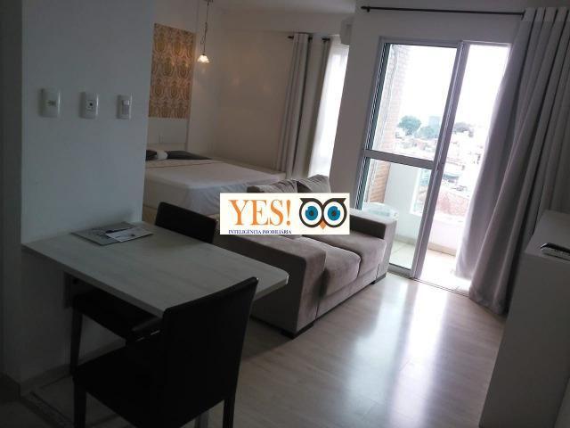 Apartamento Loft 1/4 para aluguel no Único Apart Hotel - Capuchinhos
