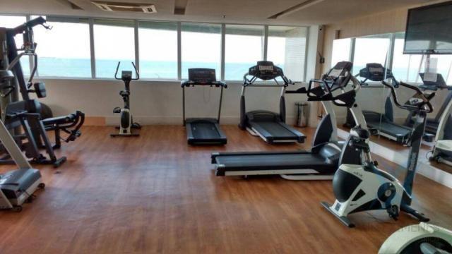 Cobertura com 3 dormitórios à venda, 130 m² por r$ 1.725.000,00 - meireles - fortaleza/ce - Foto 18