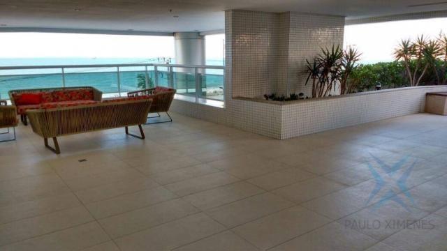 Cobertura com 3 dormitórios à venda, 130 m² por r$ 1.725.000,00 - meireles - fortaleza/ce - Foto 20