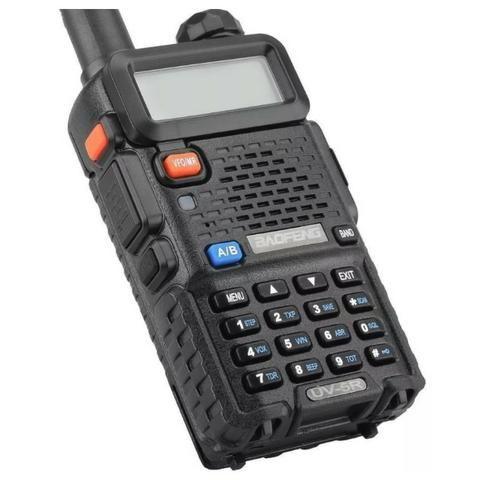 Rádio Comunicador Baofeng Uv-5 - Foto 4