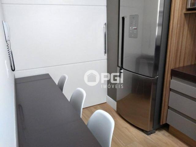 Apartamento com 3 dormitórios para alugar, 97 m² por R$ 2.500/mês - Jardim Nova Aliança Su - Foto 8