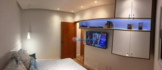 Apartamento à venda, 58 m² por r$ 281.000,00 - jardim marajoara - nova odessa/sp - Foto 14