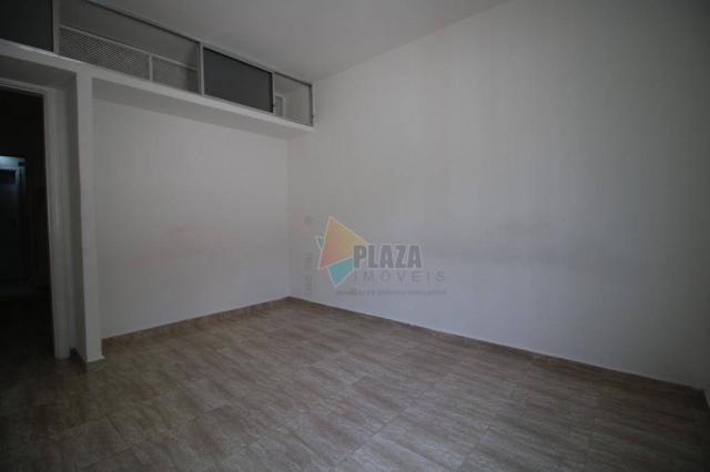 Apartamento com 1 dormitório para alugar, 45 m² por r$ 1.050/mês - tupi - praia grande/sp - Foto 3
