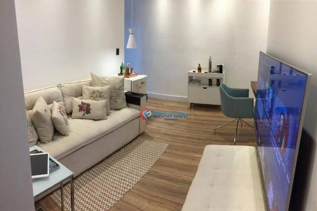 Apartamento à venda, 58 m² por r$ 281.000,00 - jardim marajoara - nova odessa/sp - Foto 3