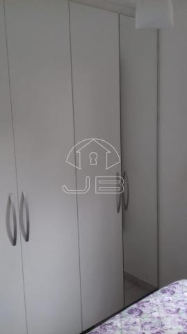 Apartamento à venda com 1 dormitórios em Jardim santa izabel, Hortolândia cod:AP003136 - Foto 14