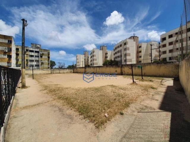 Apartamento com 3 dormitórios à venda, 64 m² por r$ 165.000 - cidade dos funcionários - fo - Foto 6