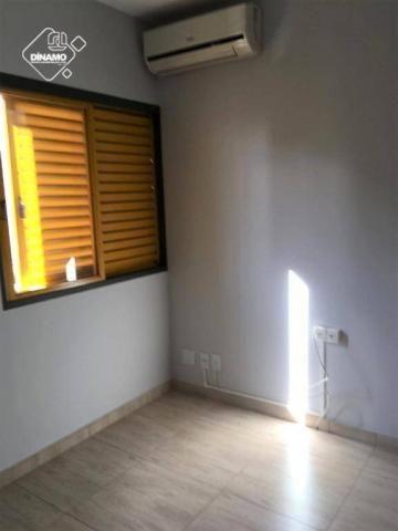 Apartamento com 2 dormitórios para alugar, 80 m² por R$ 1.100,00/mês - Centro - Ribeirão P - Foto 8