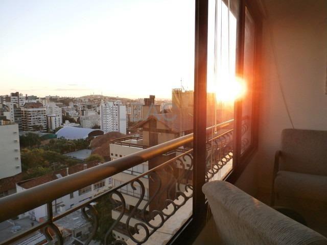 Petrópolis, linda vista, escritório, 2 vagas, mobiliado, 3 d, suíte - Foto 3