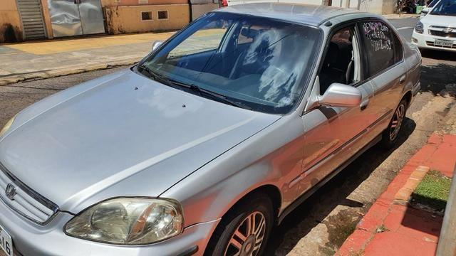 Honda Civic 2000 - Completo! - Foto 2