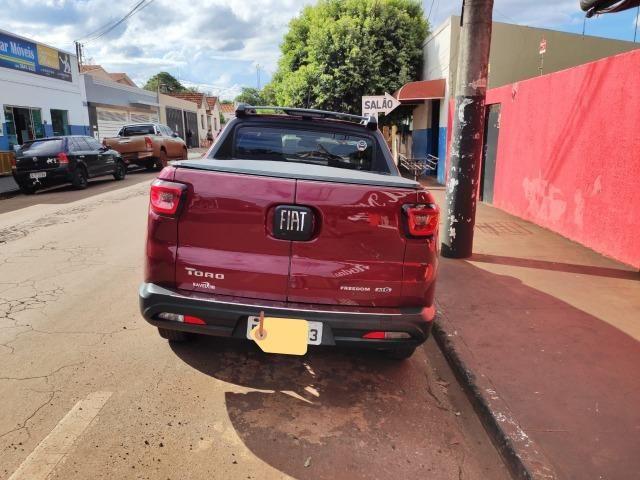 Fiat Toro Freedom AT 1.8 - 2017/2018 - Automática - Foto 10