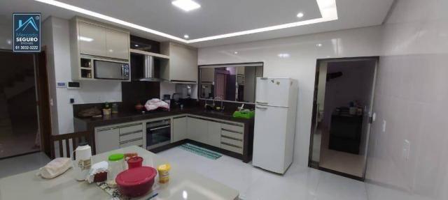 Casa ESCRITURADA, 330 m² por R$ 1.200.000 - Cidade Do Entorno - Águas Lindas de Goiás/GO - Foto 16