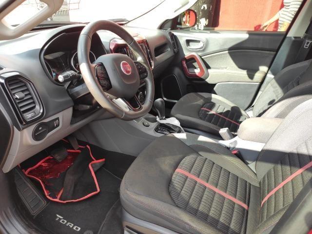 Fiat Toro Freedom AT 1.8 - 2017/2018 - Automática - Foto 14