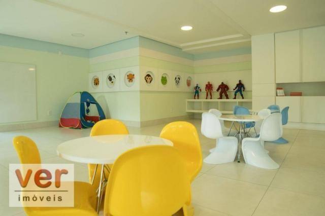 Apartamento à venda, 111 m² por R$ 1.060.000,00 - Cocó - Fortaleza/CE - Foto 4
