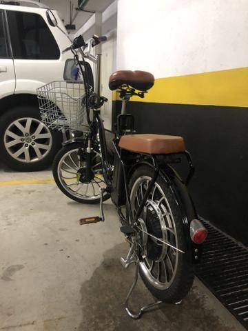 Bicicleta elétrica Blitz - Foto 4