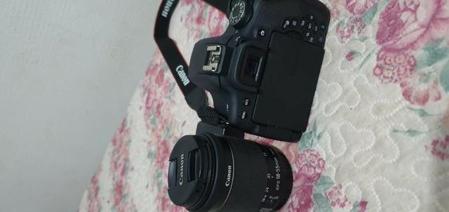 Câmera Fotográfica Semi Profissional Canon - Foto 2
