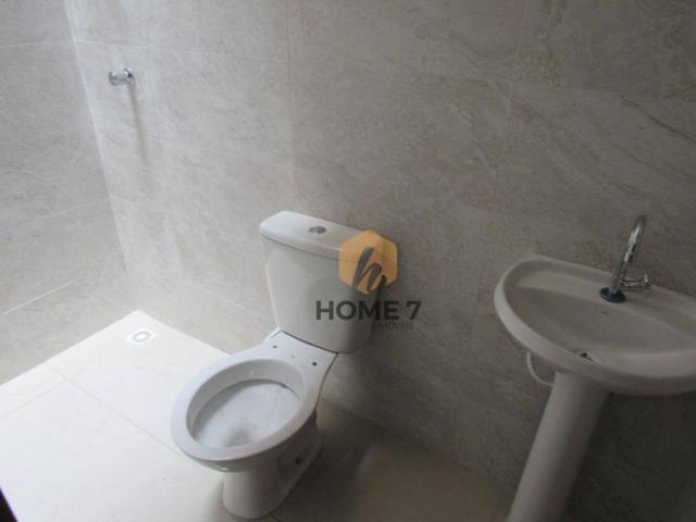 Casa com 2 dormitórios à venda, 43 m² por R$ 195.000 - Sítio Cercado - Foto 10