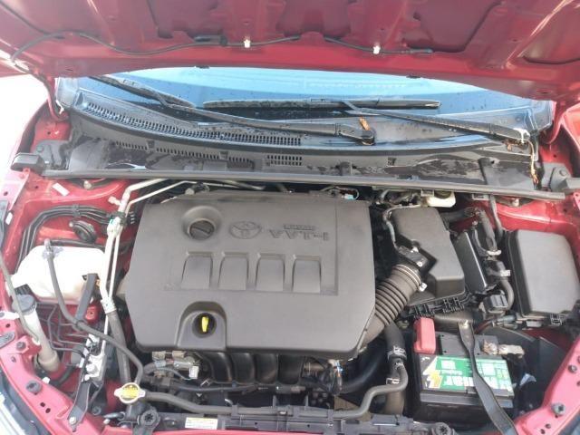 Toyota Corolla GLI 1.8 2015 FLEX - Carro Extra! - Foto 4