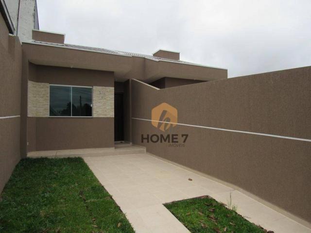 Casa com 2 dormitórios à venda, 43 m² por R$ 195.000 - Sítio Cercado - Foto 4