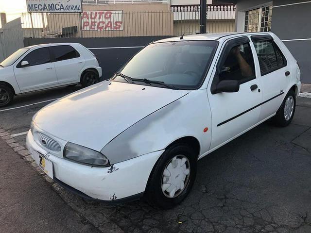 Fiesta 1999 1.0 - Completo! - Foto 2