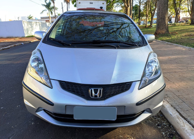 Honda/Fit DX 1.4 - 2011 - Flex - Completo - Foto 2