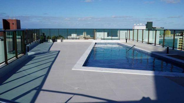 Apartamento à venda, 48 m² por R$ 395.000,00 - Cabo Branco - João Pessoa/PB - Foto 5