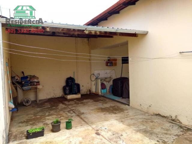 Casa com 3 dormitórios à venda, 98 m² por R$ 260.000 - Alvorada - Anápolis/GO - Foto 14