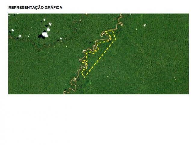 Venda terreno Amazonia 67 mil ha por R$ 50.000.000 - Foto 2