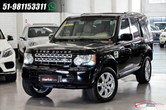 DISCOVERY 4S 2.7 DISEL 190HP 7 LUGARES 4X4 ,