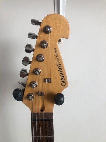 Guitarra giannini + cubo