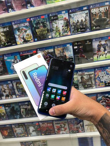 Xiaomi note 8 azul seminovo 64gb!!