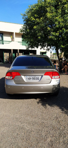 Civic 2007 lxs automático - Foto 8