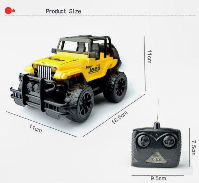 Jeep Radio controlado Fortress - Foto 4