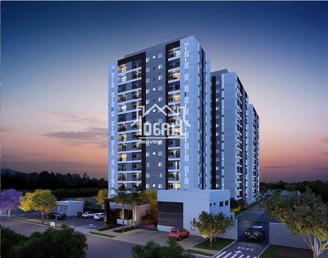 Apartamento para venda com 57 m² e lazer completo