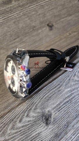 Dia dos namorados está chegando! Relógio importado novo e com garantia! - Foto 3