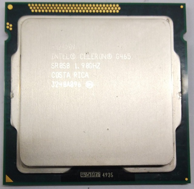 Processador Intel Celeron G465 LGA 1155 - Foto 2