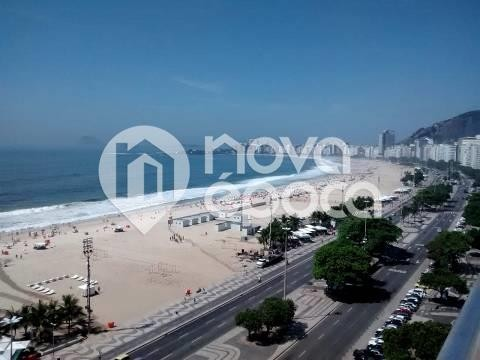 Apartamento à venda com 2 dormitórios em Copacabana, Rio de janeiro cod:BO2AP53840