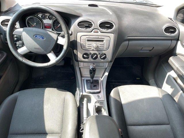 Focus Glx sedan 2.0 Flex aut - Foto 7