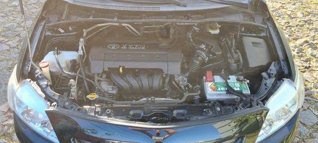 Corolla xli 1.6 2009 automático 120mil km Oportunidade - Foto 9