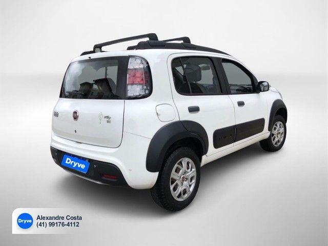 FIAT UNO WAY 1.4 8V FLEX - Foto 6