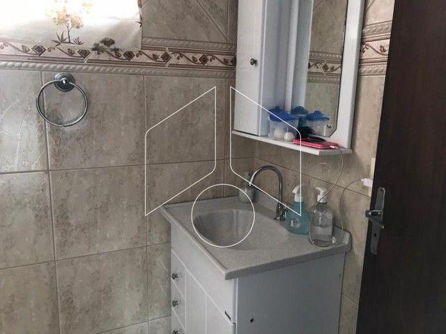Casa para alugar com 3 dormitórios em Somenzari, Marilia cod:L14845 - Foto 7