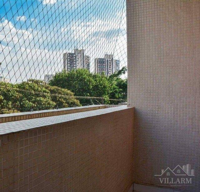 Apartamento com 4 dormitórios para alugar, 196 m² por R$ 5.700,00/mês - Vila Santo Estéfan - Foto 9