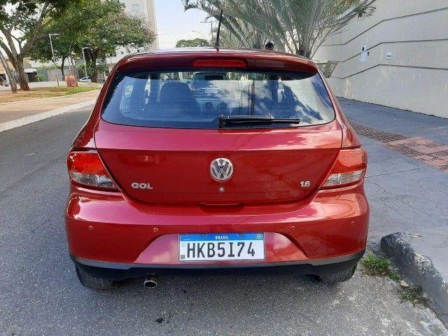VW Gol 1.6 Power Flex 2011/2012 completo novissimo - Foto 5