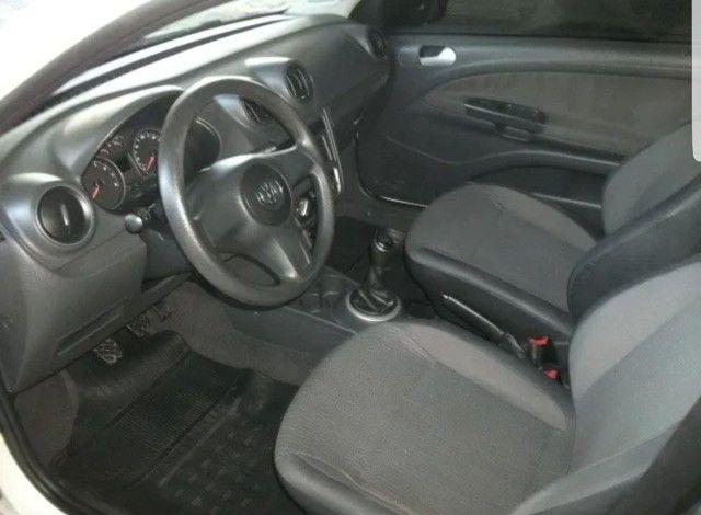 Volkswagen Saveiro Cab/estendida c/entrada de 1.000$ - Foto 4