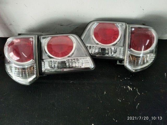 Lanterna traseira Toyota Hilux  sw4  - Foto 2