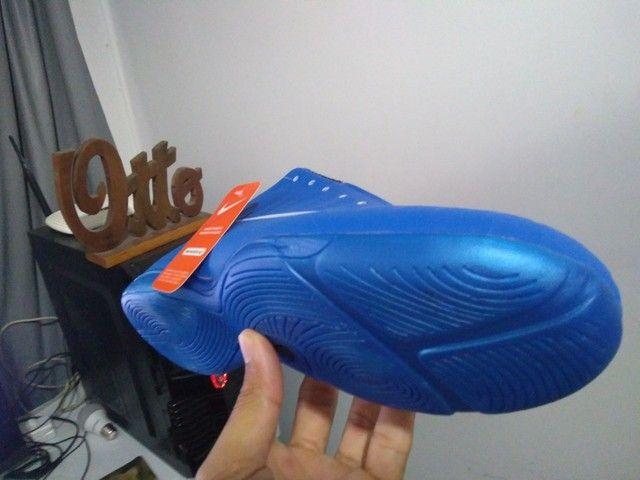 Chuteira Futsal Tênis Quadra Futebol Salão Nike  - Foto 5