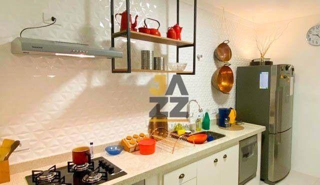 Apartamento com 3 dormitórios à venda, 115 m² por R$ 430.000,00 - Vila Monteiro - Piracica - Foto 2