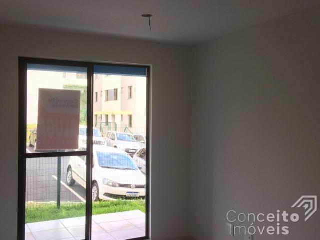 Apartamento para alugar com 1 dormitórios em Jardim carvalho, Ponta grossa cod:393113.001 - Foto 11