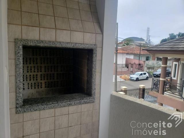 Apartamento para alugar com 3 dormitórios em Jardim carvalho, Ponta grossa cod:393123.001 - Foto 5