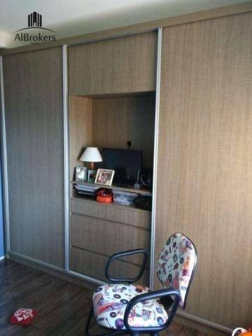 Apartamento com 3 suítes à venda, 162 m² por R$ 1.490.000 - Central Parque - Porto Alegre/ - Foto 14